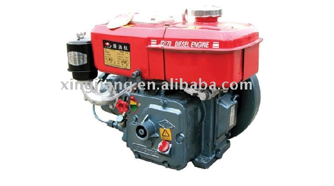 Factory supply1 cylinder china supplier diesel engine specification