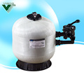 2016 Hot selling swimming pool side-mount sand filter for water treatment plant