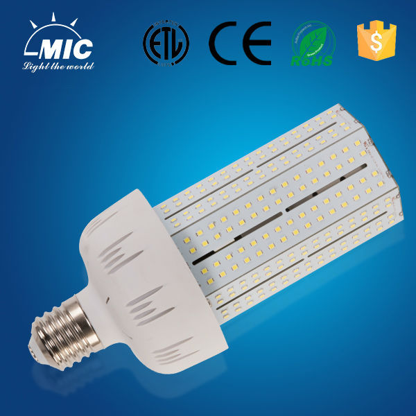 etl dlc e27 e40 80watt led corn light bulb