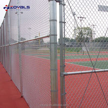 Stainless Steel Galvanized Chain Link Fence Manufacturer