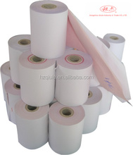 2 or 3ply carbonless paper rolls
