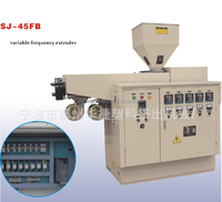 SJ-45FB single screw extruder for PVC/PA/PP/PE/PC/PS/ABS