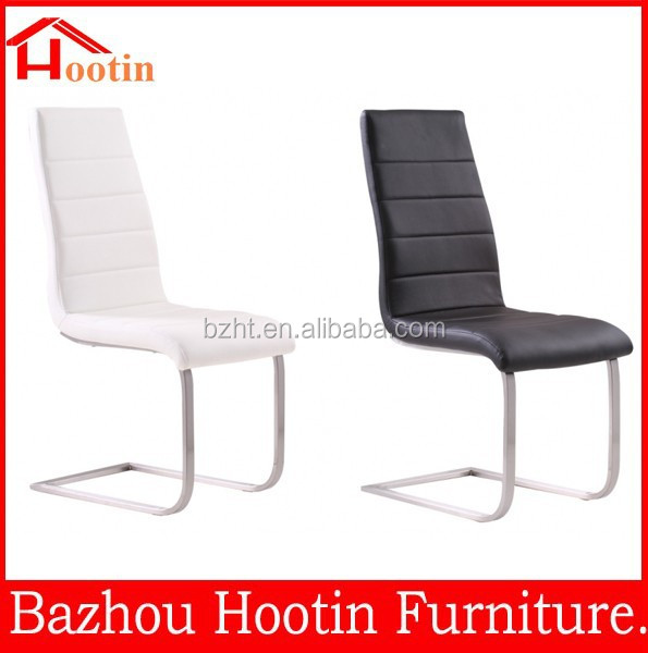 the latest modern leather chair with metal legs