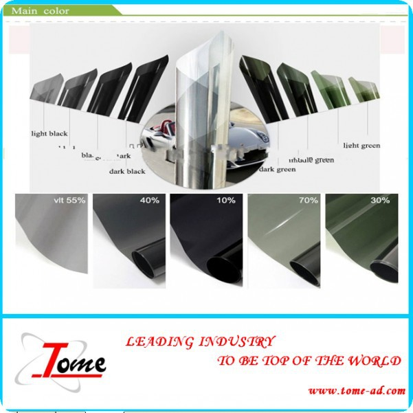 Static Car Window Tint Film