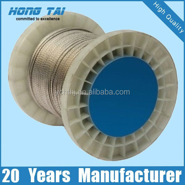 Heating Element Stranded Cold Tail Wire for Heat Treatment