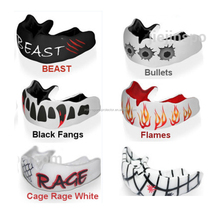 Custom Boxing Mouth Guard Professional Mouth pieces/Gum Shield Wholesale