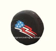 High quality custom waterproof automobiles spare tire cover wheel cover