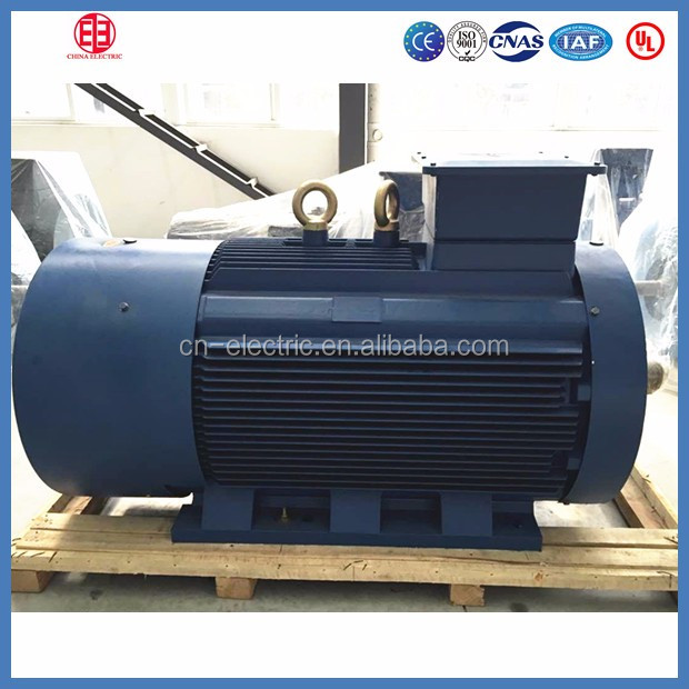 IE2 protection medium voltage DC electromotor