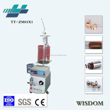 WISDOM quality TT-ZM01X1 Thick Automatic speaker voice coil winding machine