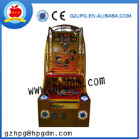 hot sale mini arcade basketball game for kids