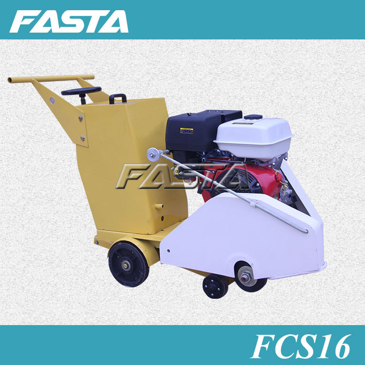 Diesel concrete cutting saw air cooled engine concrete cutter machine