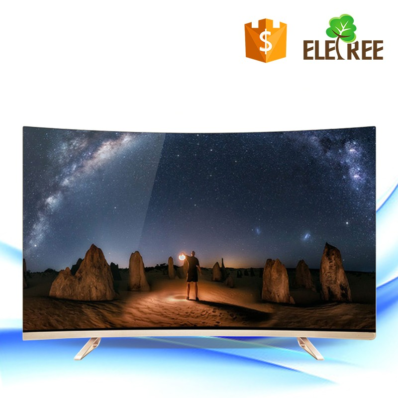 OEM 55inch 4K FHD/4K OLED Smart Curved TV