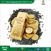 mining industry coconut shell activated carbon for gold refining