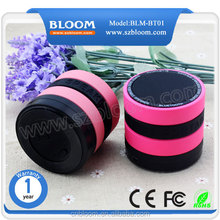 China 2016 New Products High Quality Music Angel Bluetooth Speaker For Apple Mobile Phones