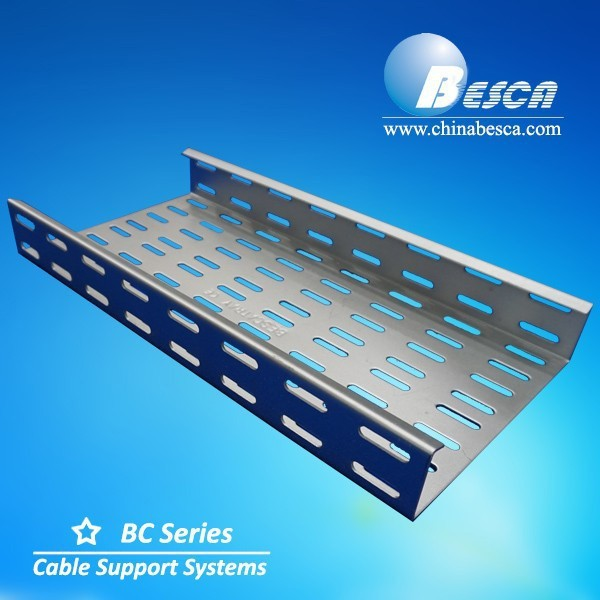 Smooth Vapor Corrosion Inhibited Cable Tray