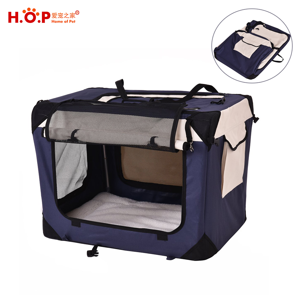 Soft Sided Pet Carrier Wholesale Dog Crate For Large Dogs