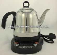 LTE004 hot sale stainless steel electric kettle china supplier