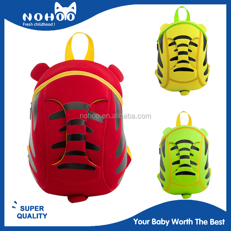 nohoo factory new product waterproof fashion children's school bags