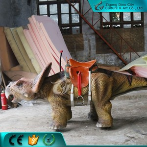 Ride Dinosaur Theme Park Dinosaur Games for Children for Exhibition
