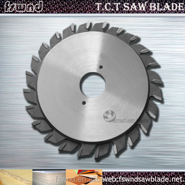 for plywood and MDF panel sizing tct circular saw blade for soft wood ,hard wood,plywood and MDF