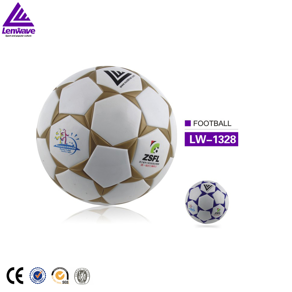 Full Size High Quality Promotional PU Soccer <strong>Ball</strong> Size 5