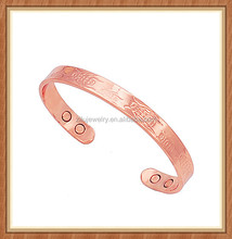 Cockroach Design Magnetic Mens Copper bracelet hottest products on the market