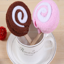 Lollipop compressed towel magic lollipop cake towel