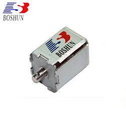 BS-0724N-01mini solenoid/keep solenoids dc12v,lock latching solenoid