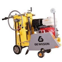 Semi-automatic Asphalt/Concrete Road Cutting Machines Powered by HONDA Engine