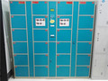 Supermarket Steel Electronic Barcode Parcel Locker