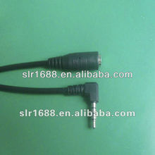 3.5mm Angle Audio Cable for mobile phone