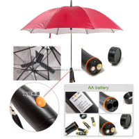 Wholesale New Design Sun Umbrella Fan
