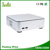 Cheap mini pc aluminum chassis computer case, HTPC case M5