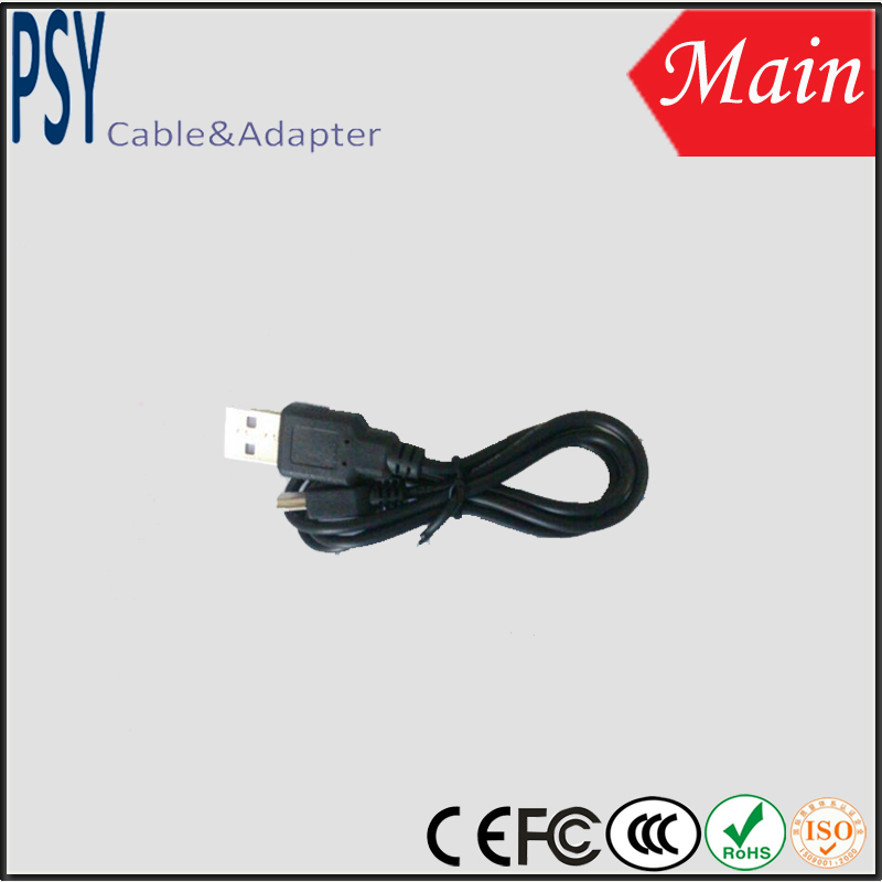In stock good quality USB AM 5P to Mini usb cable