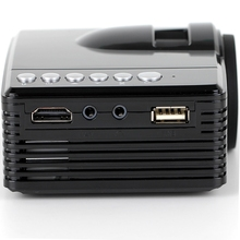 SD20 family tv projector high quality low cost HD 1080p mini battery design game projector