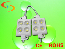 waterproof ip66 4led smd5050 led modules with led ring light