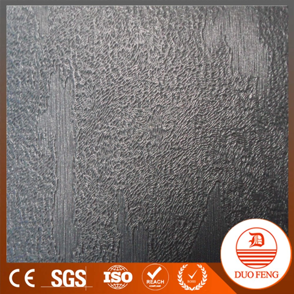 2016 newest soft pvc leather material for decoration 2.0mm anycolor