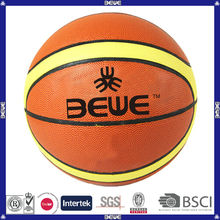 Outddor wholesale cheap personalized promotional match basketball