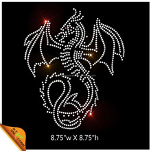 Dragon Rhinestone T-shirt Transfer