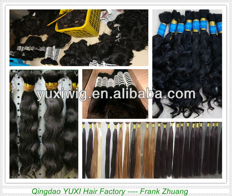 Big selling afro kinky human hair for braiding