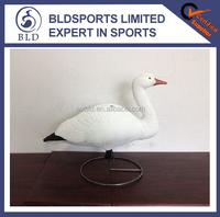 2015 Hot Sale High Quality Wholesale Plastic PE snow Goose Decoys for hunting
