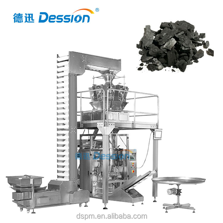 Packaging Machine For Charcoal With Film Packaging Machine