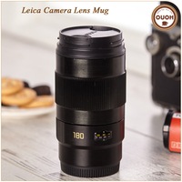 Funny Business Anniversary Gifts of Camera Lens Shaped Coffee Mugs 12oz