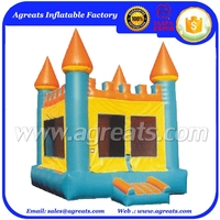 PVC inflatable castle,jumper with free shipping by sea G1031