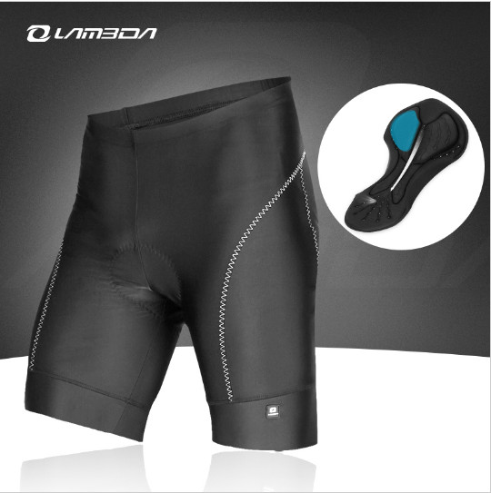 Lameda Cycling Shorts Gel Padded Breathable Bike Shorts
