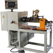 Automatic Transformer Wire Coil Winding Machine