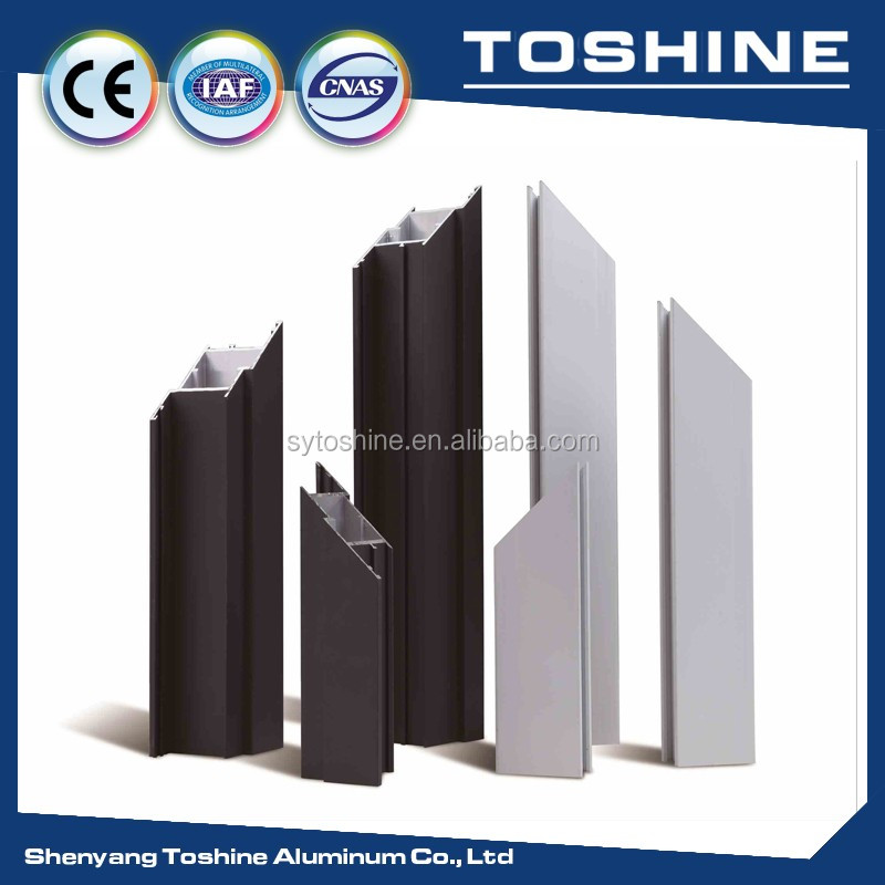 6060 aluminum alloy tube / square aluminum pipe / aluminium 75x75 tube square pipe