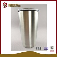 20 oz stainless steel cooler and warmer car cup for party