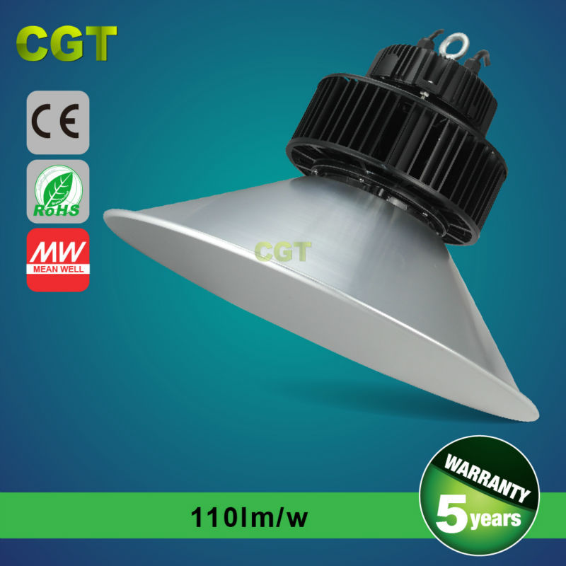 TUV CE SAA LED industrial lighting high bay light 120W