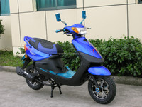 EEC EPA 50cc Gas Scooters High Quality Motor Scooter For Sale China Baodiao Motorcycles Manufacture Supply Directly